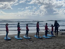 3 day surf camp