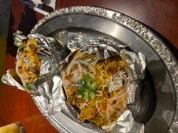南インド料理ビリヤニ@マユール立川Dinnerで!