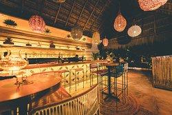 Our bar, La Venia