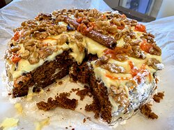 Best looking carrot cake I've seen in a long time!