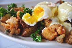 Fried Chicken Hash
