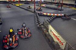 Track 21 Indoor Go Karting