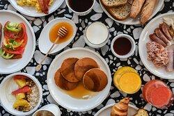 Petit déjeuner Crédits : Géraldine Martens