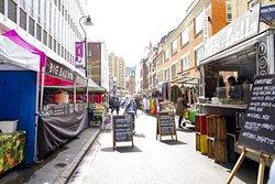 Leather Lane Market