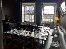 O Caçula brunch e dinner: Sala Privada para Grupos
