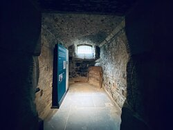 Stirling Old Town Jail Cell