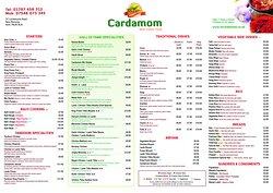 Cardamom Restaurant