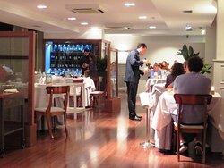 Restaurante Alameda Hondarribia  Carta de Vinos