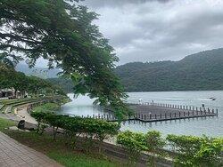 風景秀麗湖景漂亮舒適的環境