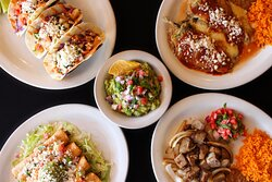 Authentic Mexican Dishes!