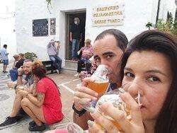 Cerveza artesanal deluxe