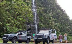 Ciao Tahiti Excursions 4x4 - Day Tours