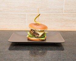 Fresh Gourmet beef Burger