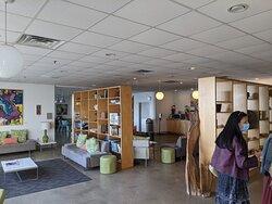 Lobby/Library