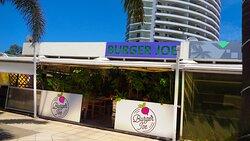 Burger Joe - Lemon Beach Nouméa.