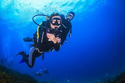 Hurghada intro diving