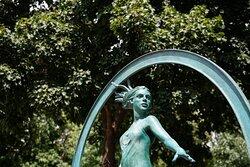 Haan Museum Sculpture Garden