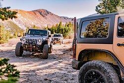 Jeep Tours Colorado by Native Jeeps