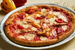 Pizza Tonno e Peperoni