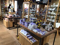 Canterbury Cathedral Visitor Centre Shop