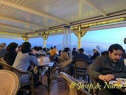 Café Argana -  Terraza a rebentar