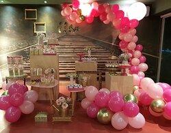 Sala privada para eventos