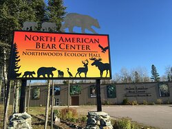 ‪North American Bear Center‬
