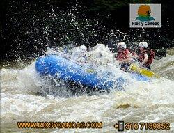 Rios y Canoas Colombia