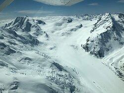 Upper Tasman Glacier