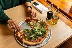 """Бруклінська піца в """"Little Italy""""."""