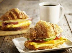 Desayuno elaborado