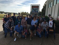 USS CANISTEO (AO-99) 2020 REUNION GROUP TOUR of the Military Air Museum on Oct 22nd, 2020 in Virginia Beach.