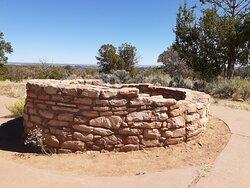 Mule Canyon Ruins
