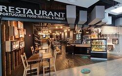Madmarket Restaurant