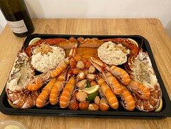 Amazing Seafood Platter