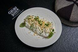 Śledź w kwaśnej śmietanie z koperkiem i miodową musztardą / Herring in sour cream with dill and honey mustard