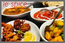 Madras and masala
