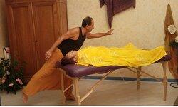 La Danse du souffle de la vie, est un appel aux énergies qui nous entourent pour la réussite du massage