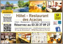 Carte de visite hôtel