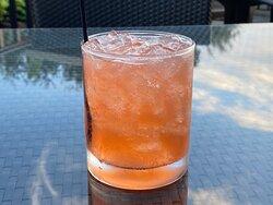 OCEANIC FLIGHTPLAN - Aviation American gin, Dolin Blanc, fig jam, fresh lemon, cinnamon & a dash of bitters 240 cal