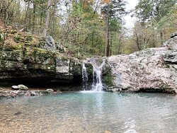 Nice hike to small waterfall