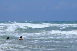 Beachfront + piece of nature in Caribbean Paradise Cabarete beach long walking both sides...