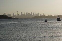 South Head Heritage Trail: the Sydney skyline