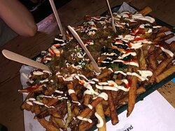 salt & pepper fries