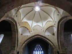croisée du transept de l'église Notre-Dame-de-Joie