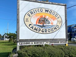 Big Disappointment at Frisco Woods