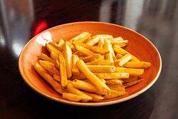 Family Fries con servizio di Delivery