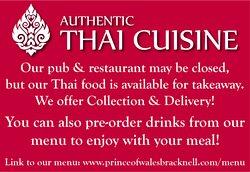 Prince of Wales Pub & Thai Restaurant