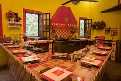 Learn about Mexican flavors in this amazing kitchen in Riviera Maya