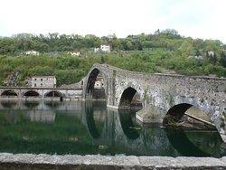 panoramica del ponte
